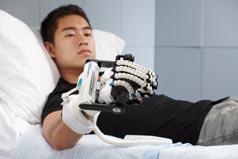 手部连续被动训练系统