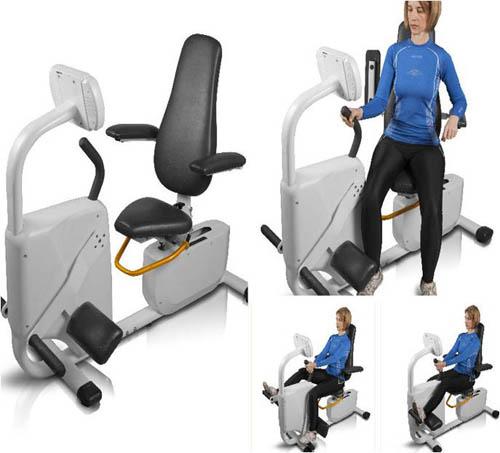 下肢功能训练机