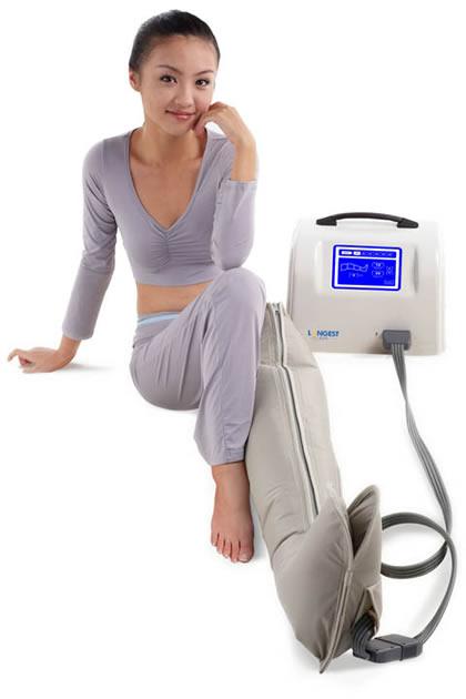 空气波压力循环治疗仪应用