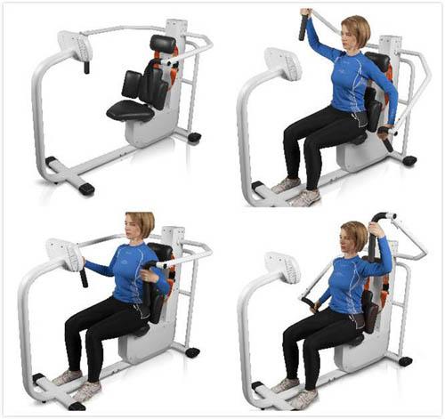 上肢功能训练机