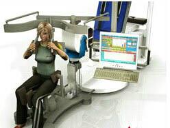 等速肌力测试与训练系统